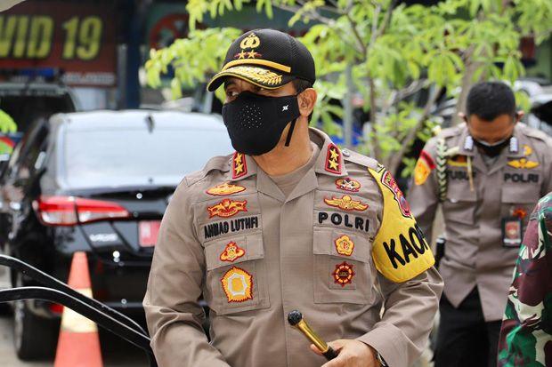 Perketat Protokol Kesehatan, Polisi Jamin Keamanan Selama Libur Panjang