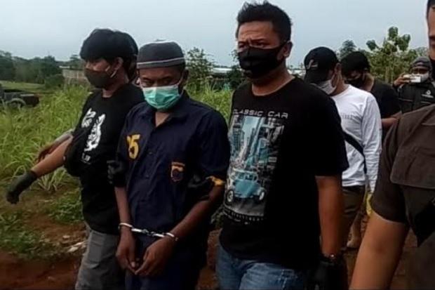 Kaki Terbakar, Eko Terus Pakai Celana Panjang Usai Membunuh dan Membakar Yulia