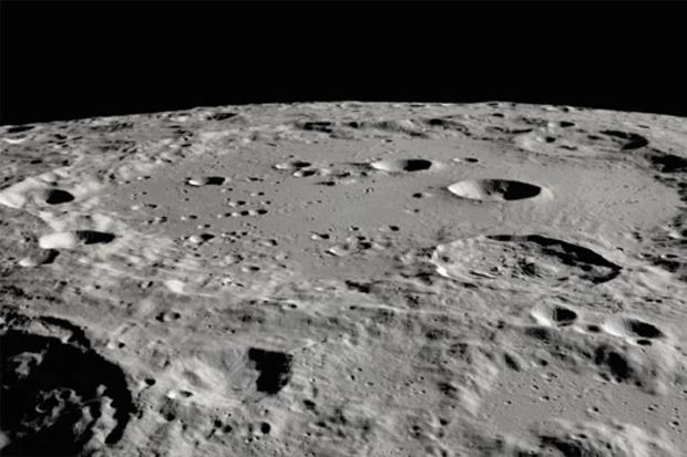 NASA menemukan air untuk pertama kalinya di permuk