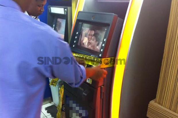 Pasutri Pelaku Ganjal ATM Nyaris Diamuk Warga di Pondok Aren