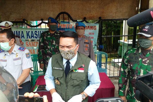PSBB Proposional Bogor, Depok dan Bekasi Diperpanjang hingga 25 November 2020