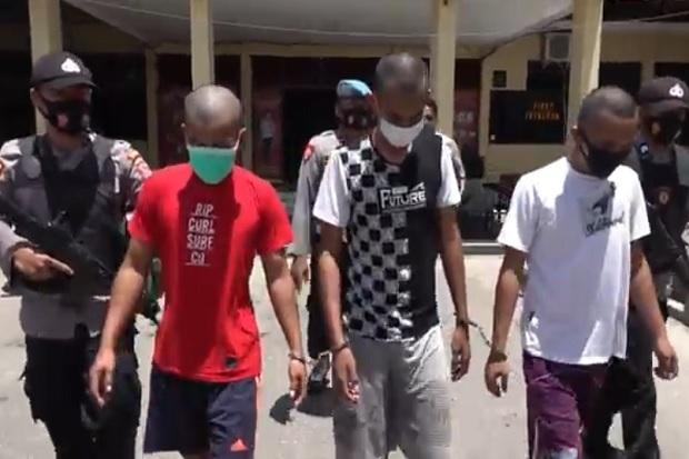 Terungkap, Usai Pesta Miras Edwar Dibunuh dan Dibuang ke Teluk Kendari