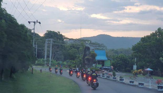 Alam Kalimantan Selatan Selimuti Touring Generasi 125