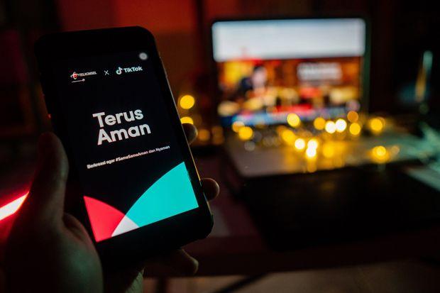 TikTok dan Telkomsel Jalin Kemitraan Strategis Perkuat Internet Sehat