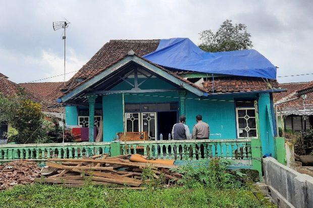 43 Rumah Rusak dan 3 Warga Jabar Terluka Akibat Gempa Pangandaran