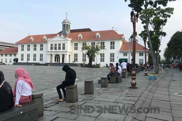 Libur Panjang, Kota Tua Tetap Sepi Pengunjung