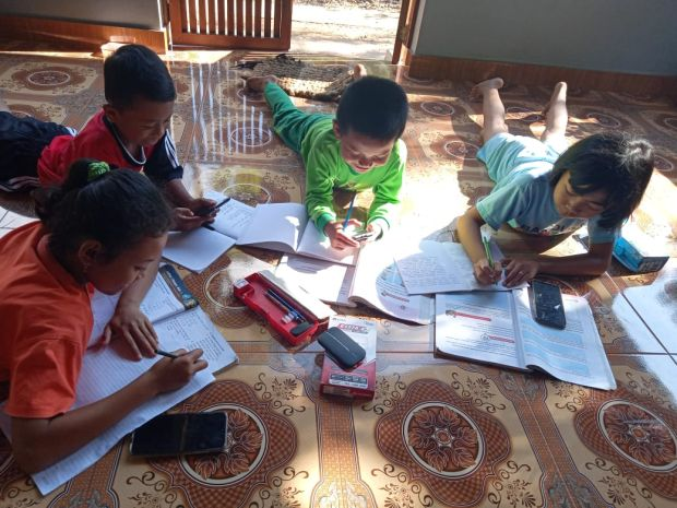 Siegwerk Indonesia Penuhi Infrastruktur Teknologi untuk SOS Children's Villages