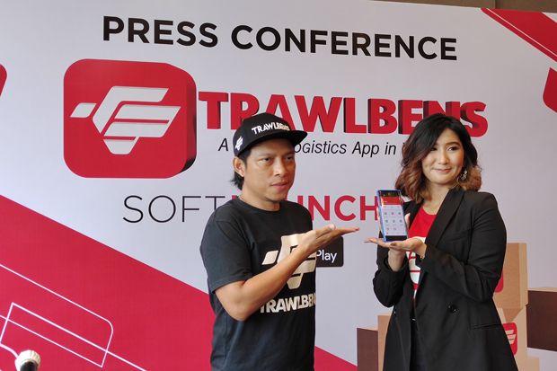 Trawlbens Luncurkan Aplikasi Kargo Logistik dengan Tarif Ramah Kantong