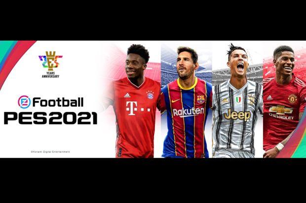 Hai Gamer, eFootball PES 2021 Mobile sudah Tersedia di Android dan iOS