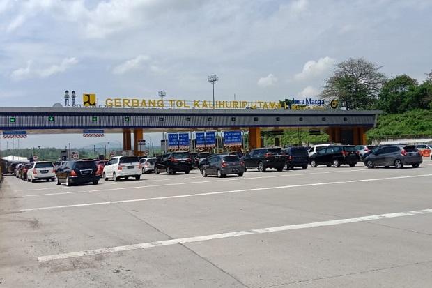 Antisipasi Antrean Dalam Tol, GT Kalitama Ditambah 3 Pintu Arah Bandung
