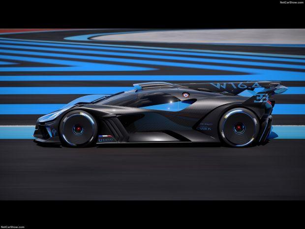 Bugatti Bolide Diklaim Samai Performa Mobil Formula1
