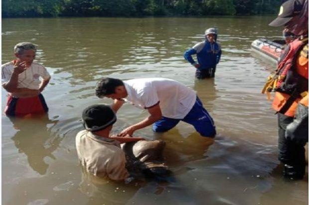 Hanyut 5 Hari di Sungai, Warga Pesisir Barat Ditemukan Tak Bernyawa