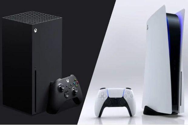 Laris Manis, Wabah Virus Corona Bawa Berkah untuk Sony PS5 dan Xbox X Series