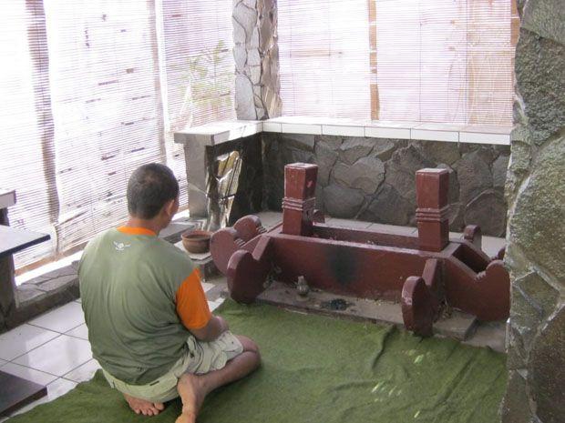 Makam Kiai Damarjati, Jadi Tempat Ziarah untuk Ngalap Berkah