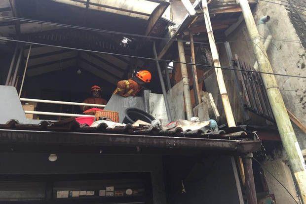 Tabung Gas Elpiji 3 Kg Meledak di Pungkur Bandung, 5 Luka Bakar