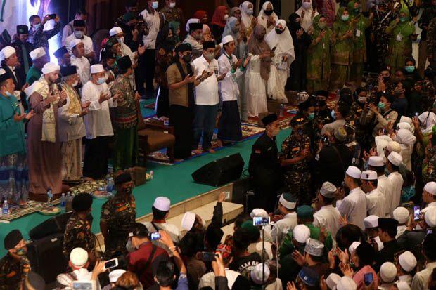 Habib Ahmad Nilai Machfud Arifin Sosok Dekat Dengan Habaib dan Kyai