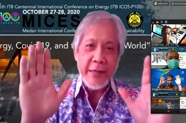 MICES: Potensi Energi di Daerah Dapat Dikembangkan Selama Pandemi Covid-19