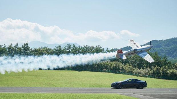 Lexus Buat Mobil Edisi Terbatas yang Terinspirasi dari Pesawat