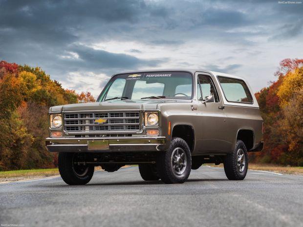 Chevrolet Konversi Mobil Klasik Jadi Mobil Listrik