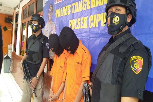 Polisi Gulung Penjambret Ponsel Milik Pesepeda di Tangsel
