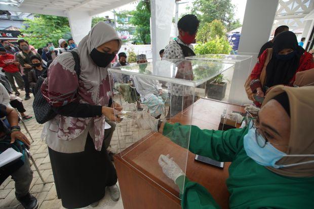 Draft Perda Covid-19 Makassar, Memuat Sanksi dan Denda