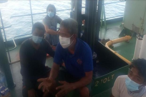 Kecelakaan Kapal Nelayan, 7 Penumpang Selamat 1 Korban Menghilang
