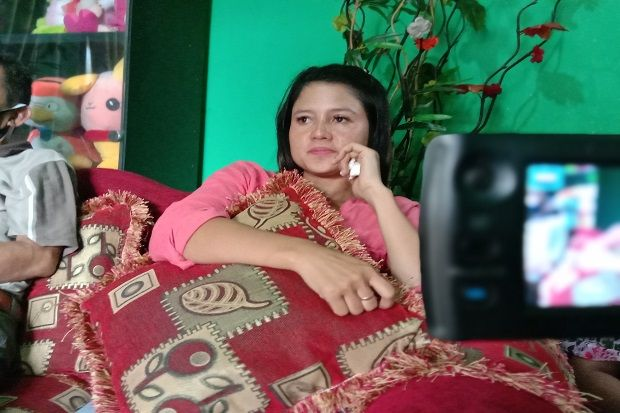 Lewat Aplikasi Grab, Wanita Cantik di Bengkulu Bongkar Perselingkuhan Suami