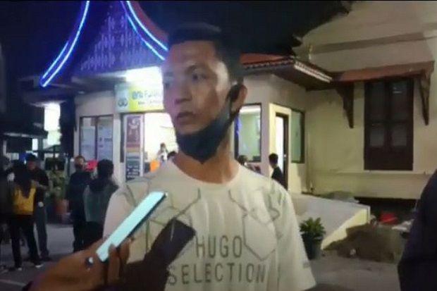Selain Keroyok Anggota TNI, Rombongan Motor Gede Juga Pecahkan Kaca Mobil Warga Sipil