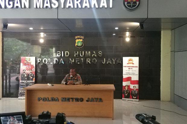 Penyebaran Covid-19 di Jakarta Turun, Polisi: Masyarakat Disiplin Protokol Kesehatan
