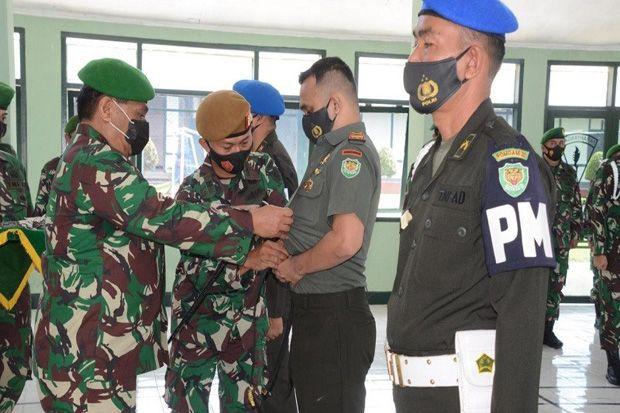 Pangdam Siliwangi Pecat Seorang Perwira Pertama Akibat Tindakan Asusila