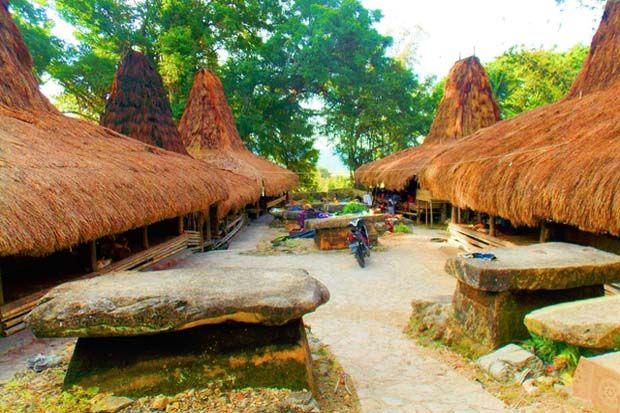 Kampung Adat Praijing, Museum Budaya Sumba Barat
