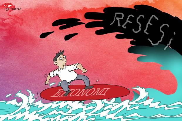 Ekonom: Resesi Tak Selamanya Berujung Krisis