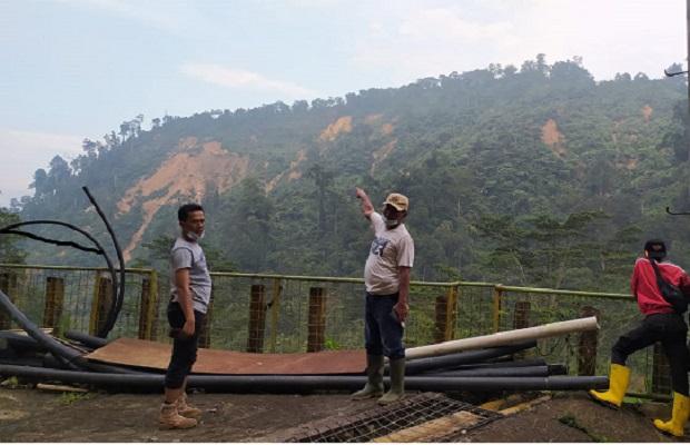 Penambang Emas di Bogor Tertimbun Tanah Longsor, Sudah 2 Hari Belum Bisa Dievakuasi