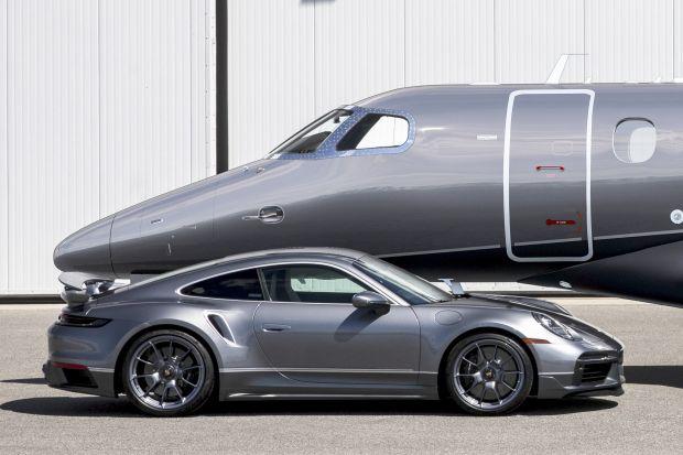 Promo Para Sultan, Beli Jet Pribadi dapat Porsche 911 Turbo S