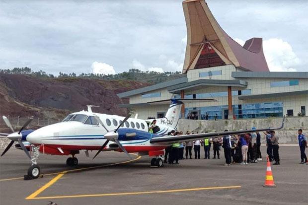 12 November, Presiden Jokowi Resmikan Tol Layang Makassar dan Bandara Toraja