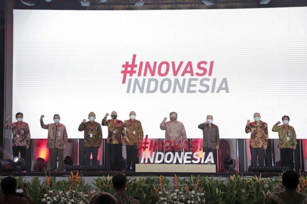 Presiden Jokowi Akui Inovasi Membutuhkan Ekosistem yang Kondusif