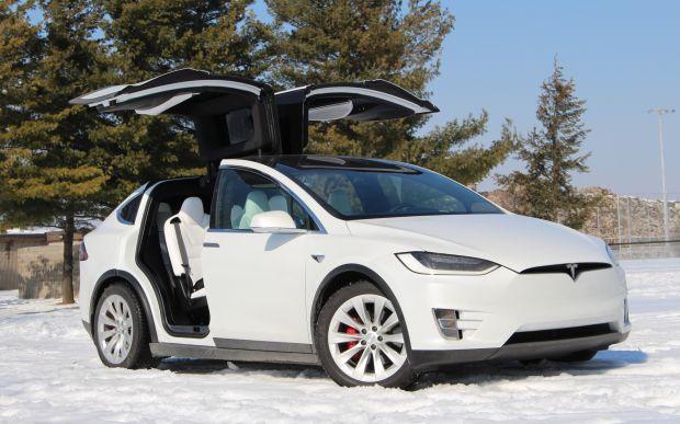 Setelah Model 3 2 Pekan Lagi Tesla Model X Model S Dan Cybertruck
