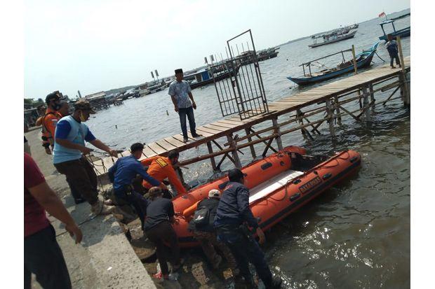 Tim SAR Lanjutkan Pencarian Nelayan Hilang di Pantai Tanjung Pasir Tangerang