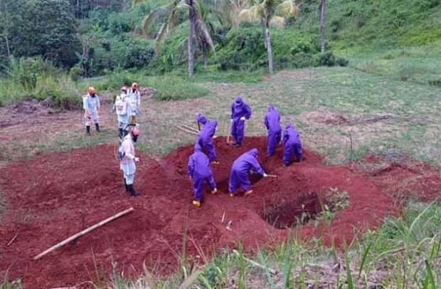 Lagi, Satu Pasien COVID-19 di Kabupaten Bone Meninggal