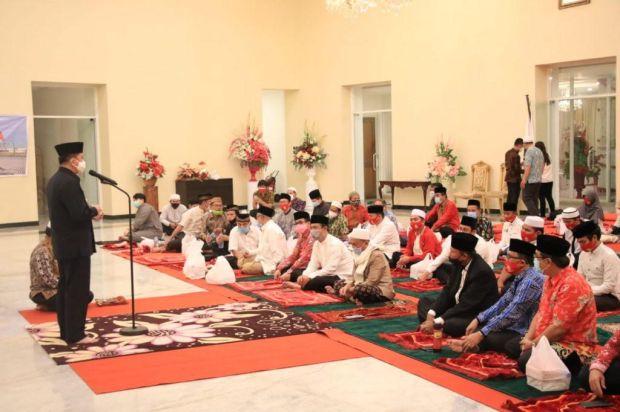 Pjs Gubernur Sulut Lepas 28 Kafilah ke MTQ Nasional di Padang