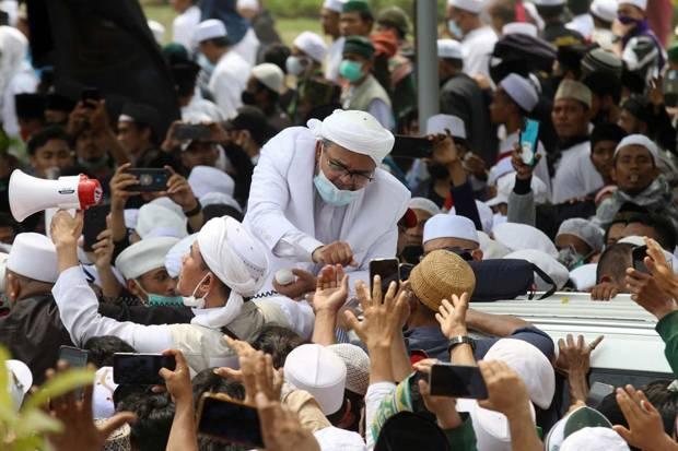 Patuhi Sanksi Denda Prokes, Wagub DKI: Terima Kasih Habib Rizieq dan FPI
