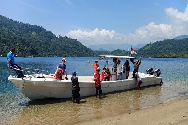 Sssstttt... Ada Surga Wisata Pantai Tersembunyi di Bolaang Mongondow Selatan