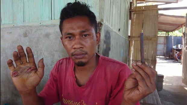 Tak Terima Hukuman Adat, Pria Ini Lapor Polisi Kasus Penganiayaan
