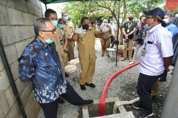 Antisipasi Banjir, 10 Sumur Imbuhan Dibangun di Bandung
