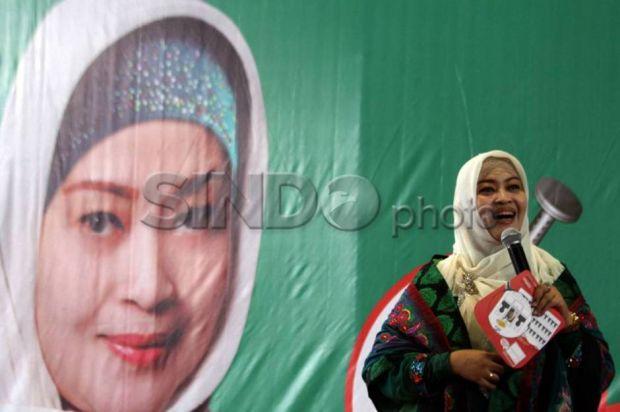 Anies Baswedan Diperiksa Polisi, Fahira Idris Ajak Netizen Berdoa