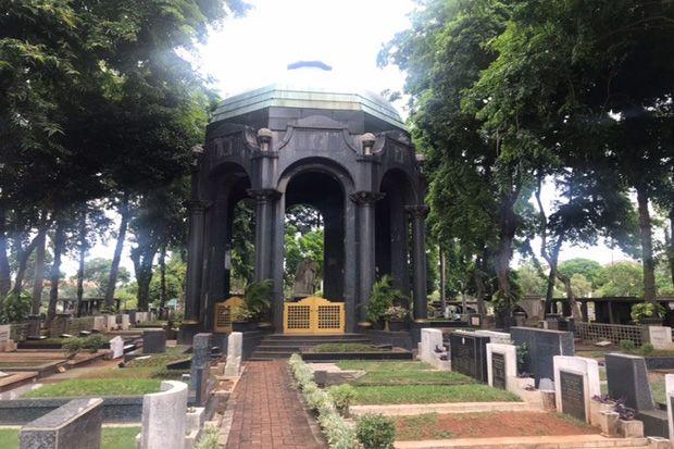 Berjarak 500 Meter dari Rumah Habib Rizieq, Inilah Mausoleum OG Khow Senilai Rp3,2 Miliar