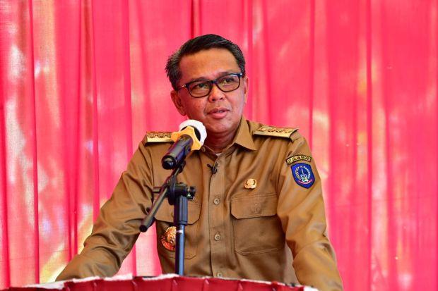 Gubernur Nurdin Siap Jadi Orang Pertama di Sulsel Divaksin COVID-19