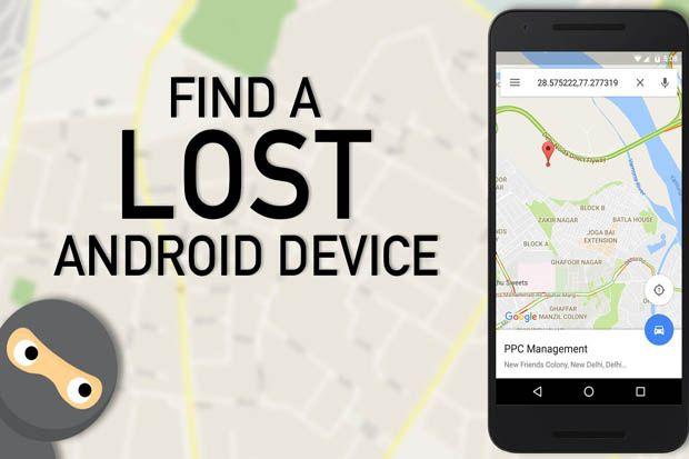 Ini Cara Mudah Menemukan Handphone Android yang Hilang