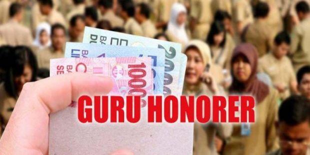 Alhamdulillah, Guru Honorer Akan mendapatkan TPP (Tambahan Penghasilan Pegawai), Semoga Berkah