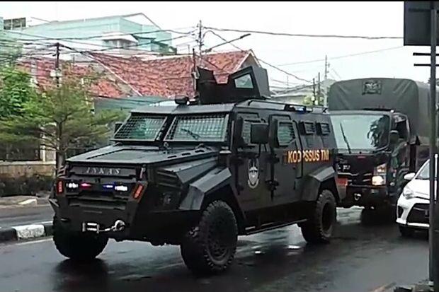 Viral Markasnya Disambangi Pasukan TNI, Begini Respons FPI